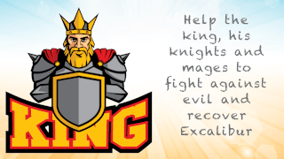 Help King Arthur